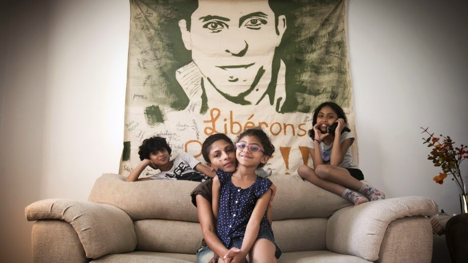 Wife of Raif Badawi: 'All of this has taught me to be stronger'