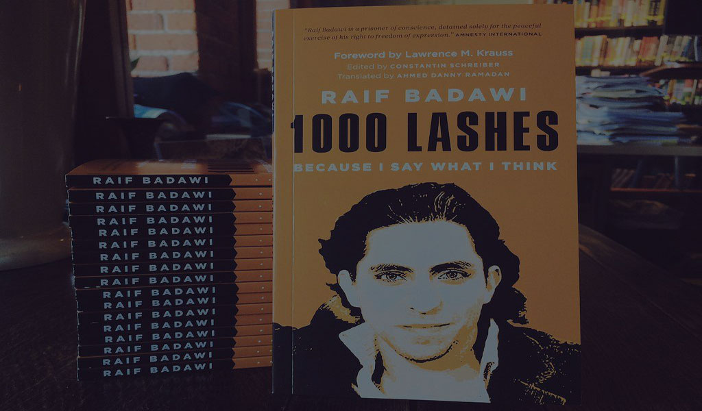 Raif Badawi Book