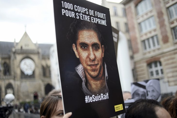 Newsweek – LAW & ORDER Saudi Blogger Raif Badawi Wins PEN Free-Speech Award