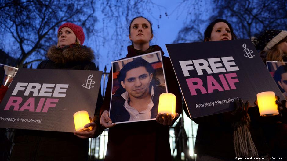 What blogger Raif Badawi's new book reveals about Saudi Arabia