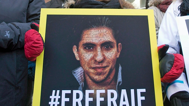 Raif Badawi's case raised by Stéphane Dion with Saudi counterpart