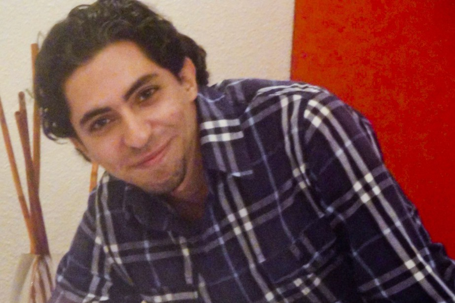 Writing of imprisoned Saudi blogger Raif Badawi read at Montreal event marking 32nd birthday