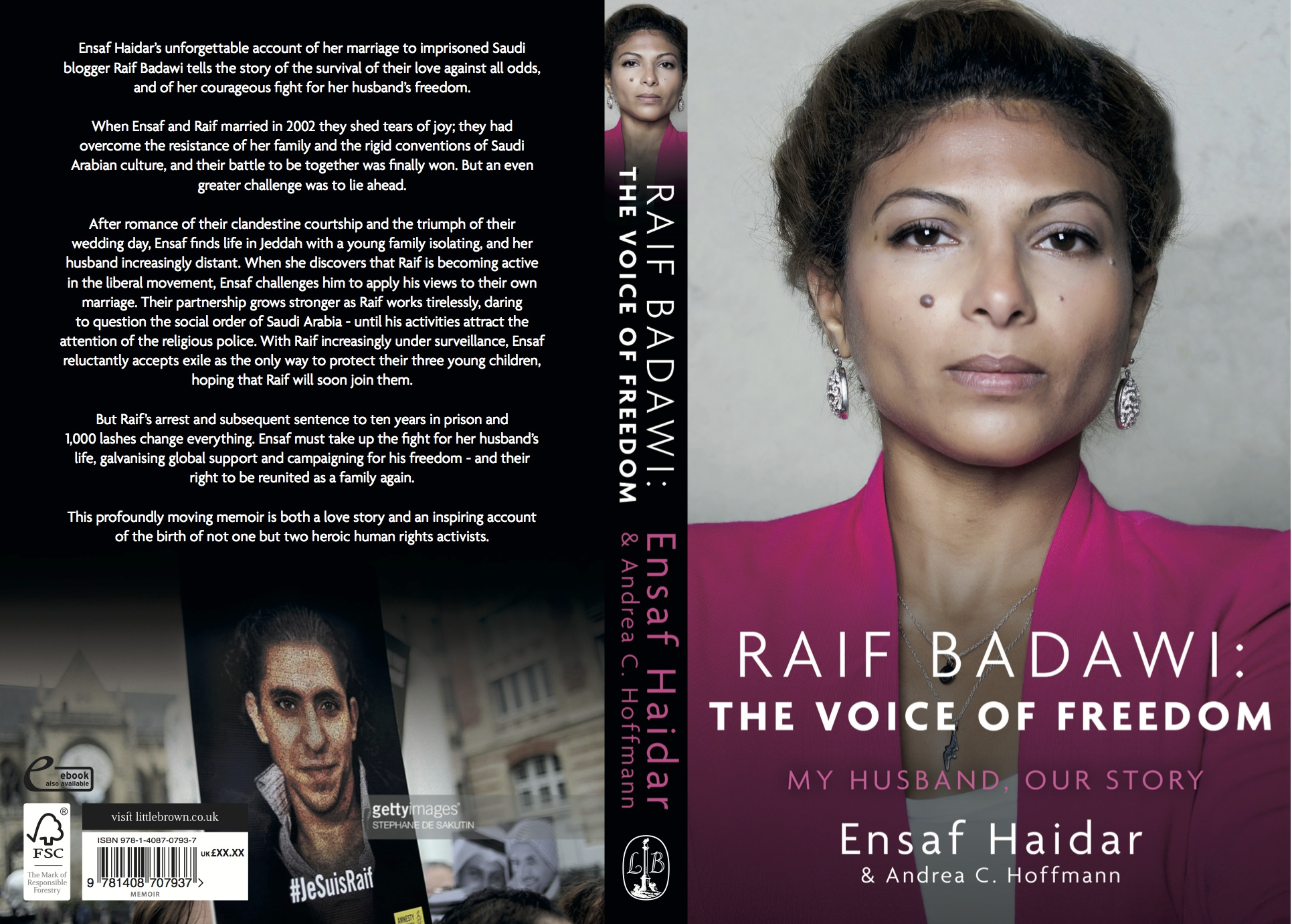 Raif Badawi : The Voice of Freedom