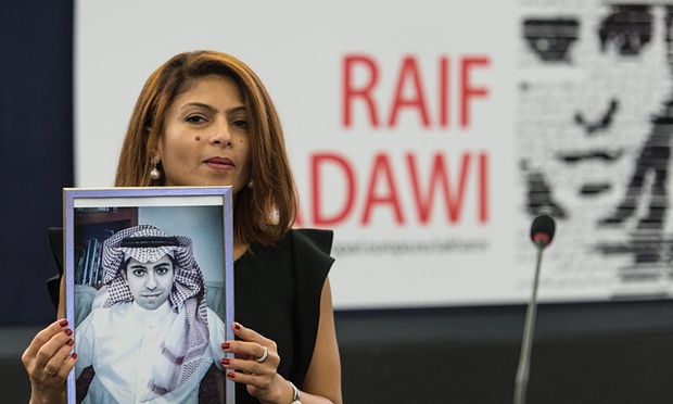 An Exemplary Wife : A Saudi woman struggles for her husband, a political prisoner