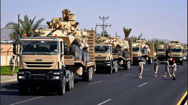Former Liberal minister calls for Ottawa to revisit Saudi arms deal
