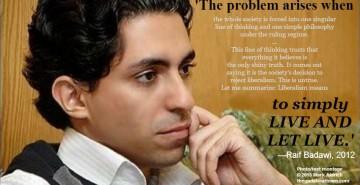 Raif Badawi Matters