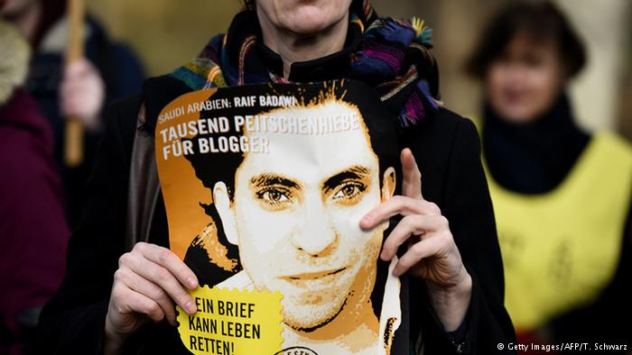 Saudi blogger Raif Badawi to be given more lashes in prison